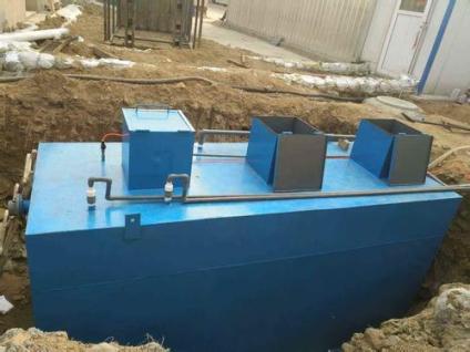 无极张段固污水处理站项目