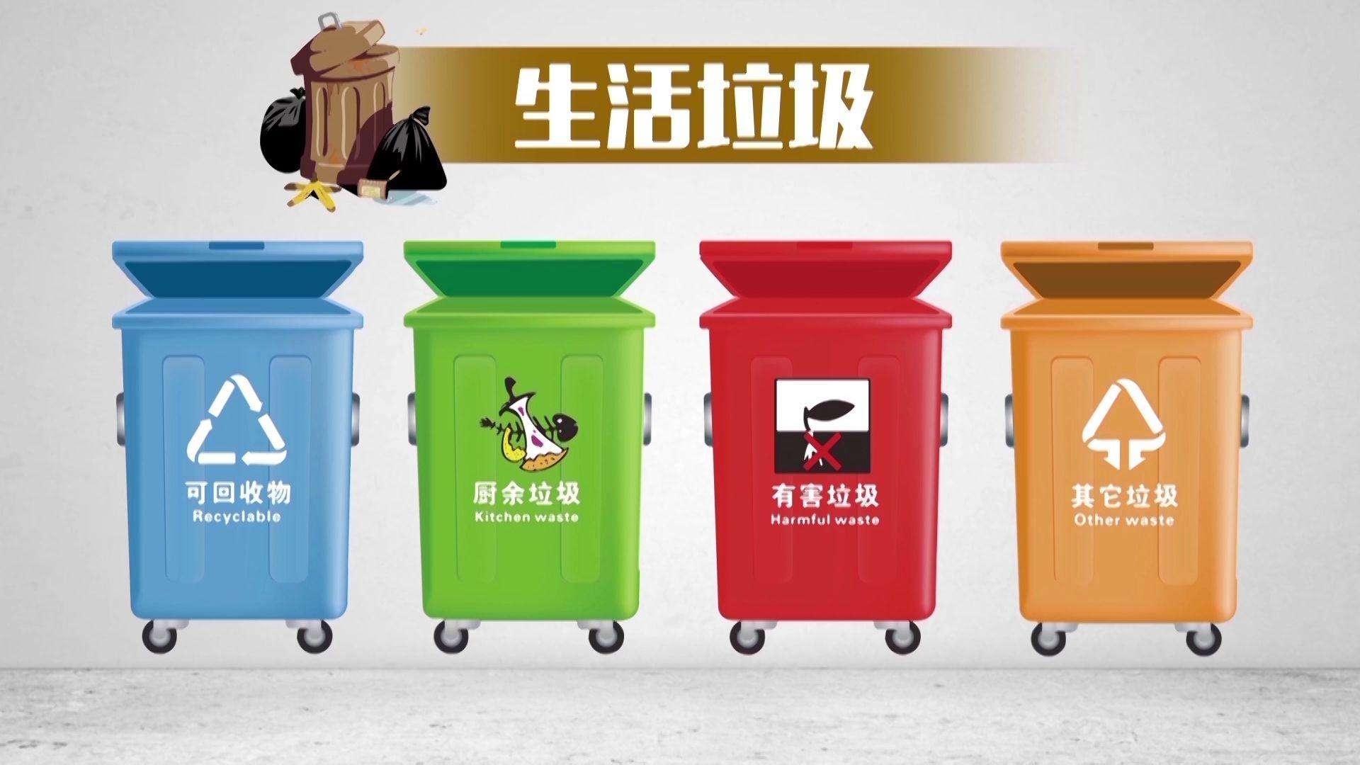 2020年中国垃圾分类行业发展现状及发展趋势分析