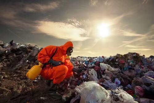 灵寿垃圾填埋场监测项目
